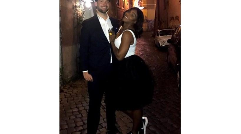 Serena Williams está grávida