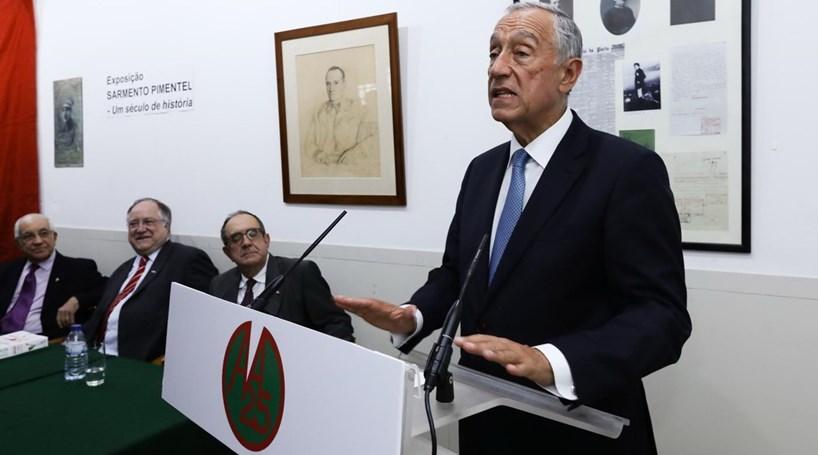 """Marcelo diz que democracia """"não é dado adquirido"""""""