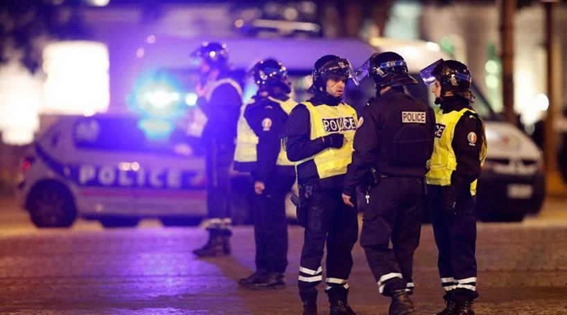Terrorista de Paris detido em fevereiro por ameaçar polícias
