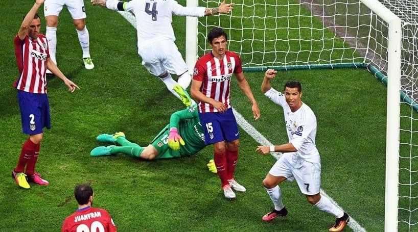 Duelo madrileno nas meias-finais da Champions
