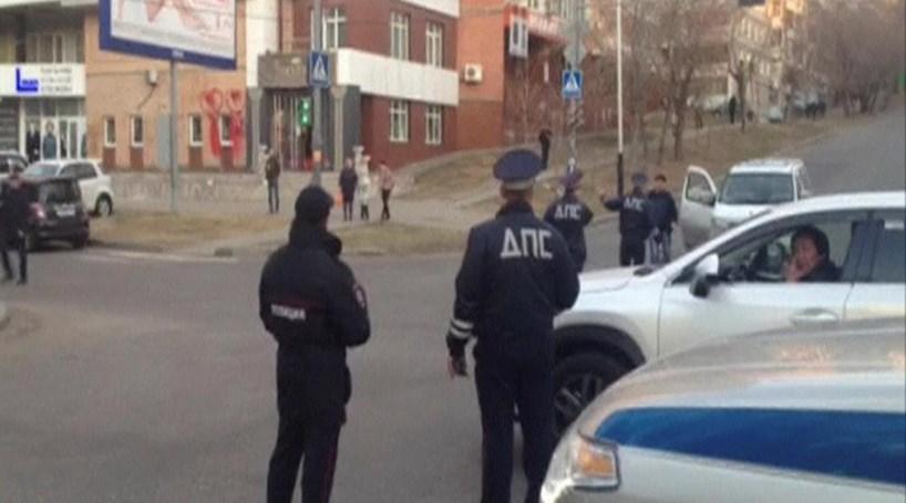 Daeshreivindicou um ataque no Serviço Federal de Segurança russo