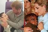 Harry segue pisadas da Princesa Diana