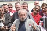 Lula defende afastamento rápido de Temer
