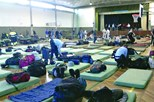 Militares contra colchões nas dormidas em Fátima