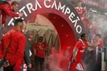Carrillo mandou um abraço a Bruno de Carvalho