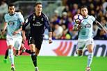 Ronaldo deixa Real perto do título