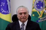 Presidente brasileiro foi gravado a autorizar suborno