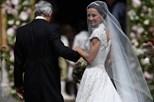 300 mil euros para o casamento de Pippa Middleton