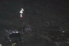 Carro com mãe e filho cai em ravina na Zambujeira do Mar