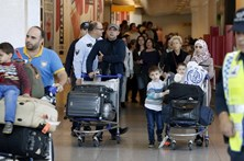 Portugal recebeu até agora mais de 1000 refugiados da Grécia e Itália