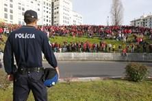 Estado gastou 2,5 milhões no policiamento de jogos de futebol não profissional esta época