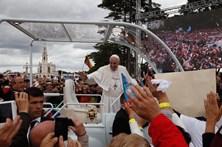 Meio milhão na missa do Papa Francisco
