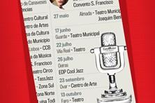 Veja a agenda de concertos de Salvador Sobral