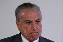 Michel Temer denunciado por corrupção pelo Procurador-Geral do Brasil