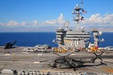 EUA confirmam presença de dois porta-aviões na Península da Coreia