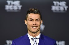 Ronaldo brinca com Quaresma
