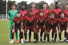 Portugal empata com a Costa Rica e tem de fazer contas no Mundial sub-20