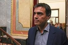 Pedro Sánchez é o escolhido para voltar a liderar o PSOE