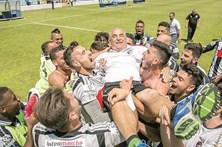Portimonense campeão da II Liga