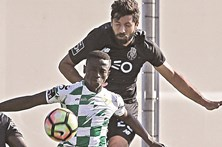 As melhores imagens do Moreirense-FC Porto