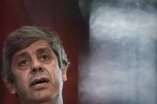 """Centeno recebe notícia de Bruxelas e afirma que """"hoje é um bom dia para Portugal"""""""