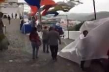 Vento forte encerra Festival Islâmico em Mértola