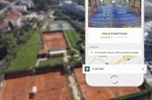 Uber e AirCourts juntam-se por um desporto mais acessível