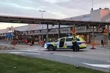 Aeroporto na Suécia evacuado devido a ameaça de bomba