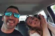 Português conta terror vivido com a filha em atentado