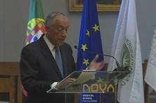 Marcelo promete silêncio sobre eutanásia