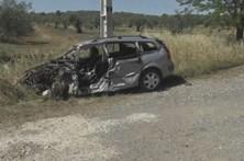 Colisão entre carro e camião faz um morto em Serpa