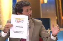 Ventura revela última cartilha do Benfica
