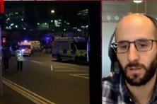 Português relata pânico em Manchester