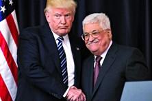 """Trump vai fazer """"tudo"""" pela paz no Médio Oriente"""