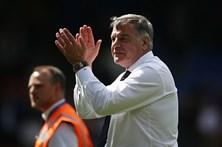 Sam Allardyce abandona Crystal Palace e anuncia retirada do futebol
