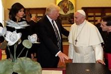Papa pediu a Trump para promover a paz