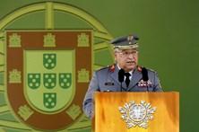 Chefe do EMGFA avisa para necessidade de cooperação para proteger `ciberespaço'