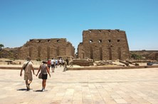 Vale do Nilo, um verdadeiro museu a céu aberto
