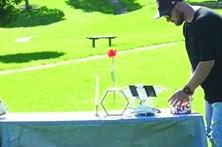 Usa drone para comprar comida