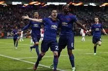 Manchester United, de José Mourinho, conquista a Liga Europa