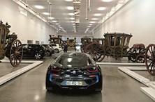 Automóveis causam polémica no Museu dos Coches