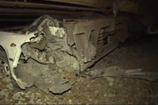 Choque entre comboio e carro provoca um morto