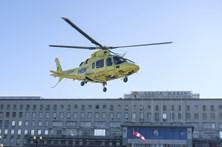 INEM autorizado a realizar despesa de 45 milhões de euros em meios aéreos