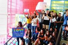 Inquérito por causa de beijo lésbico em escola de Vagos