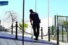 Polícias de elite fazem as limpezas na PSP