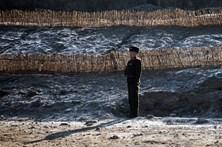 China reforça controlo na fronteira com a Coreia do Norte