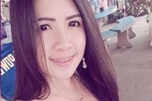 Jovem assassinada encontrada com corpo cortado pela cintura