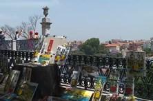 """Miradouro de Lisboa em """"risco iminente"""""""