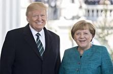 """Trump diz que os alemães são """"maus, muito maus"""""""