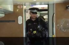 Comboios do Reino Unido vão ser patrulhados por agentes armados